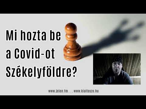 Mi hozta be a COVID-ot Székelyföldre?