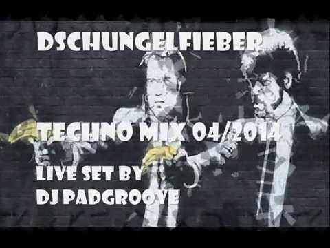 DschungelFieber - Techno Mix 04/2014 - live Set by DJ Padgroove