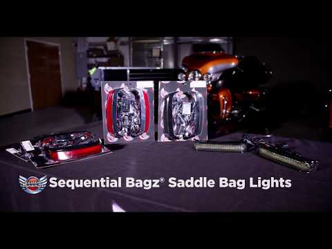Sequential LED Bagz™ Installation