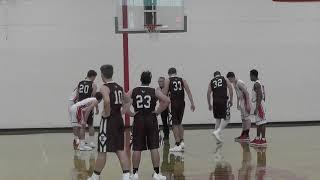 Ellsworth at Camden Hills boys basketball