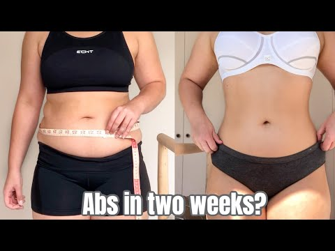 I tried the CHLOE TING two week shred challenge (i'm extremely unfit)
