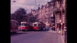 Prázdniny v Praze 1964  - amatérský film