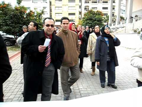 شلل المحاكم بالمغرب