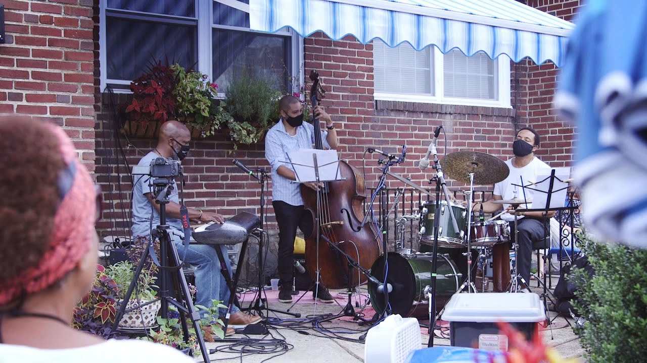 Social Music in an Age of Social Distancing   JAZZ NIGHT IN AMERICA