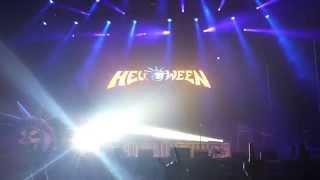 HELLOWEEN-I WANT OUT.BARCELONA ROCK FEST 2015