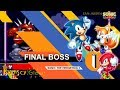 Final Boss (Sonic 3 & Knuckles) - Sonic Mania Inspired Remix