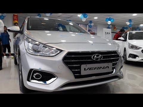 New Hyundai Verna 2017 Walk around Price