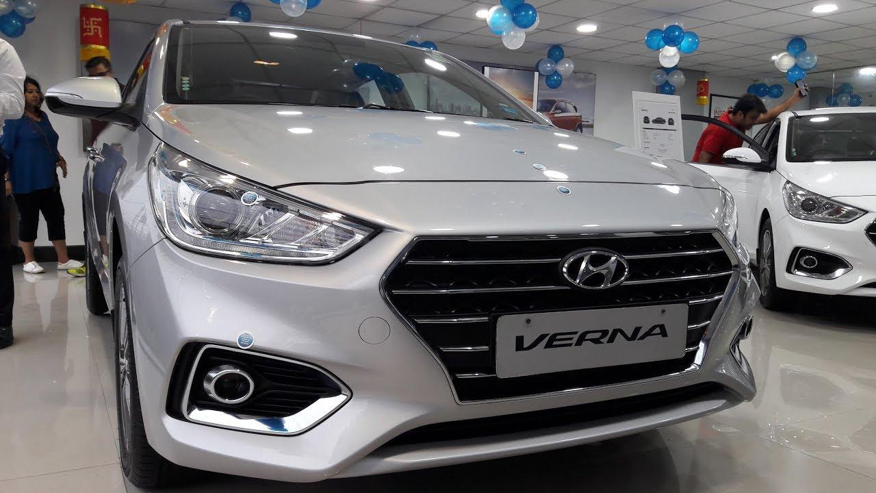 New Hyundai Verna Walk Around Price Youtube