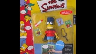 UnBoxing Simpsons Toys
