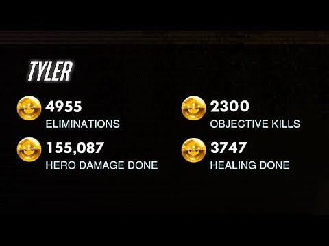 *WORLD RECORD* Most Kills in a Game!! - Overwatch Pro + Funny Moments #40