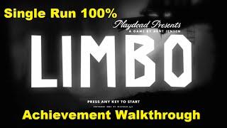 Limbo - 100% Achievement Walkthrough and Long Play