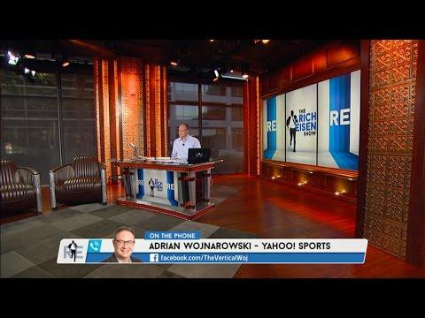 Adrian Wojnarowski of Yahoo Sports on Cavs Champioship, NBA Free Agents & More - 6/20/16
