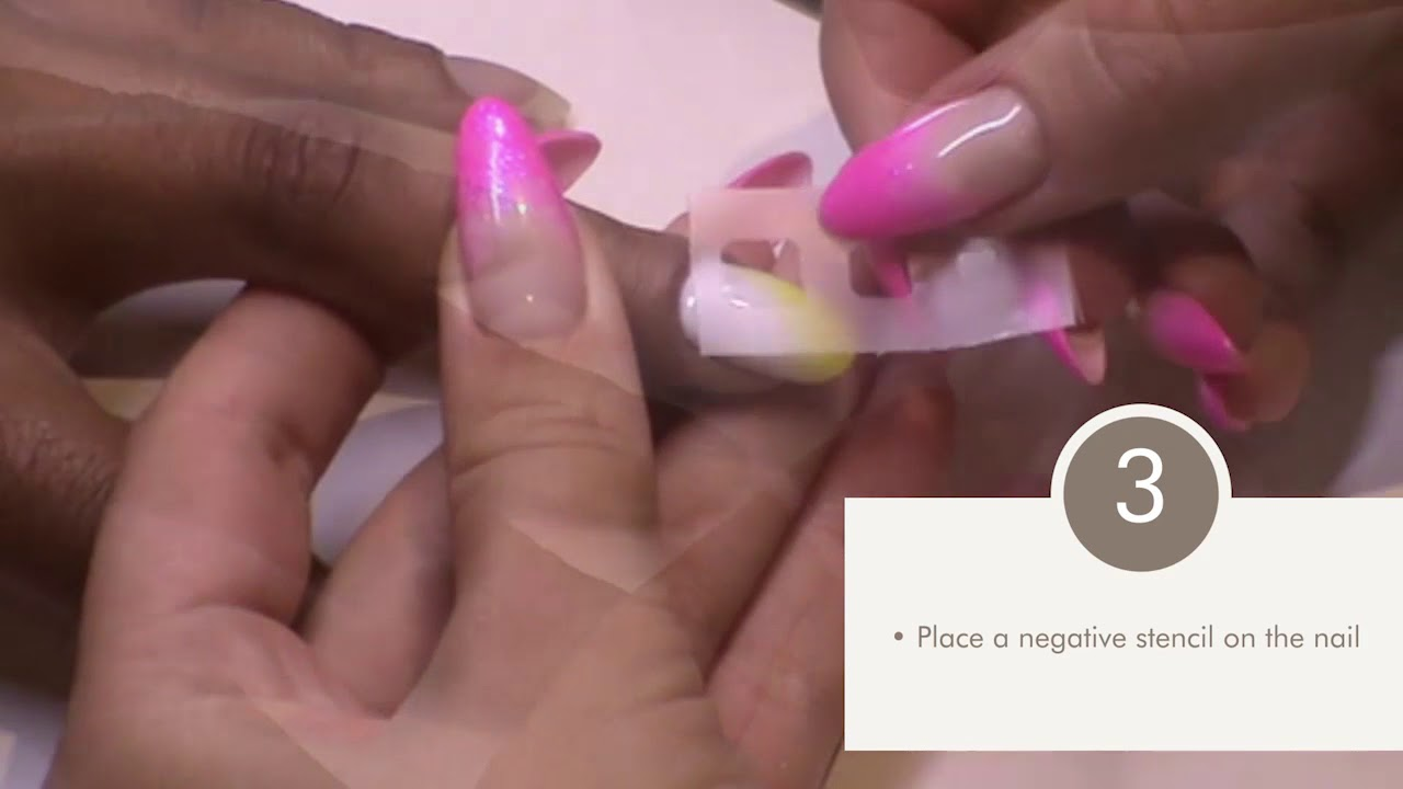 How To Bio Sculptures High Pigment Gel Nail Art Kit Youtube