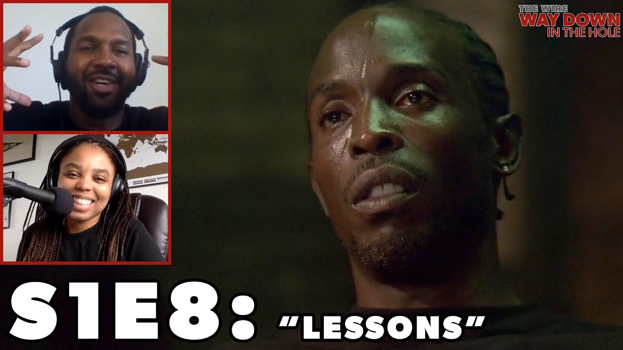 Download Omar vs. The Barksdale Organization: The Wire, Season 1, Episode 8 With Van Lathan & Jemele Hill
