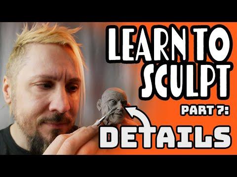 Sculpey 101 Class 7 (Details)
