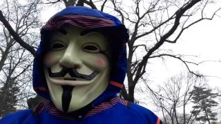 [AnonymousTV] Random vlog Number one