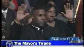 Kwame Kilpatrick Drops N-Bomb at State Of The City Address