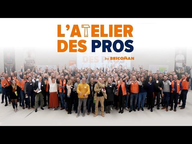 Atelier des Pros by Bricoman