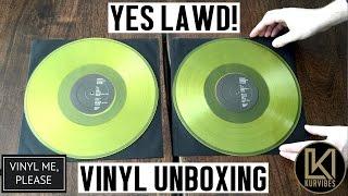 NxWorries – Yes Lawd! Vinyl Unboxing   KurVibes