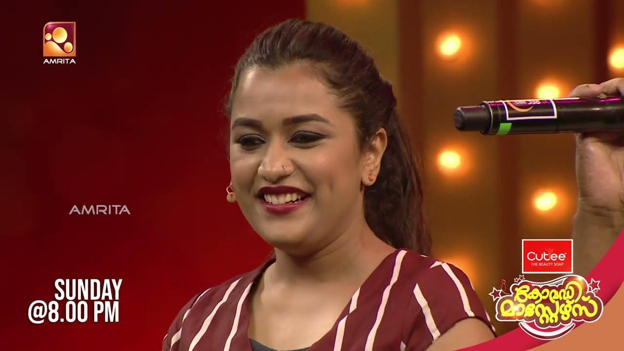 Comedy Masters | കോമഡി മാസ്റ്റേഴ്സ് | Episode - 60 | Amrita TV