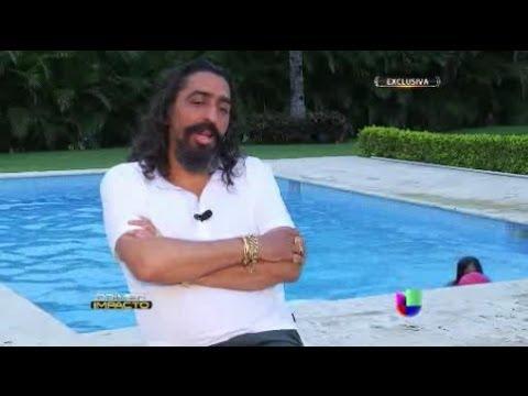 Diego el Sigala se instaló en República Dominicana - Primer Impacto