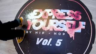 Express Yourself by Hip Hop vol.5 - Trailer