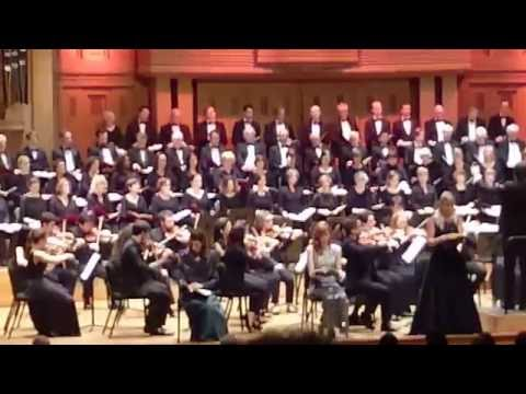 Brussels Philharmonic Orchestra & Brussels Choral Society