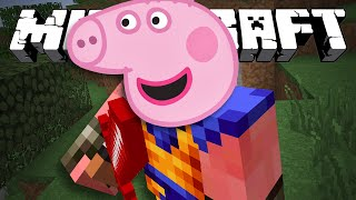 СВИНКА ПЕППА ГЕРОЙ - Minecraft (Обзор Мода)