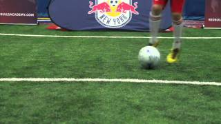 Dribbling - Inside Outside Part 2 [New York Red Bulls Academy]