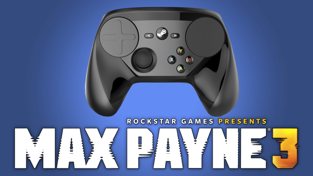 max payne 3 ps4 controller