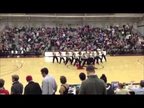 Harvard Crimson Dance Team 2014-2015