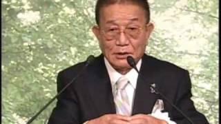 第78回自由民主党大会 ゲストスピーチ(岡野工業 岡野雅行さん)