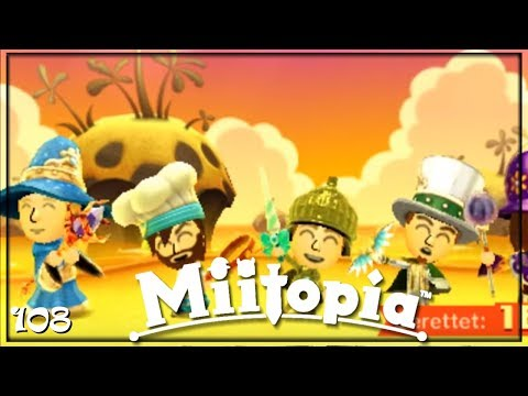 Katze beklaut Schnecken - MiiTopia - #108 - Balui - Nintendo 3DS