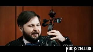 "Шоу ""Рок на виолончелях"" (Cello cover)трек из фильма ""Такси"""