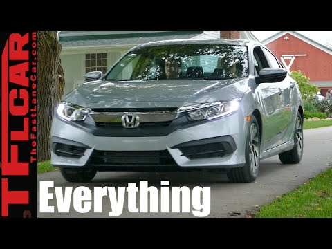 2016 Honda Civic Review: Everything You Ever Wanted to Know