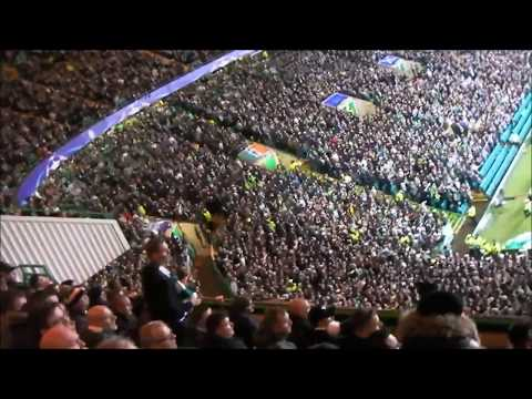Green Brigade v Bayern Munich 31 10 17