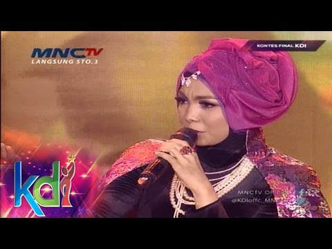"Khairat "" Laila Canggung "" Padang - Kontes Final KDI 2015 (6/5)"