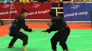 PENCAK SILAT, 15/11/2011 SEA GAMES 2011.flv