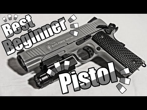BEST BEGINNER AIRSOFT PISTOL! - [Complete Guide to Purchasing Your First Airsoft Pistol]