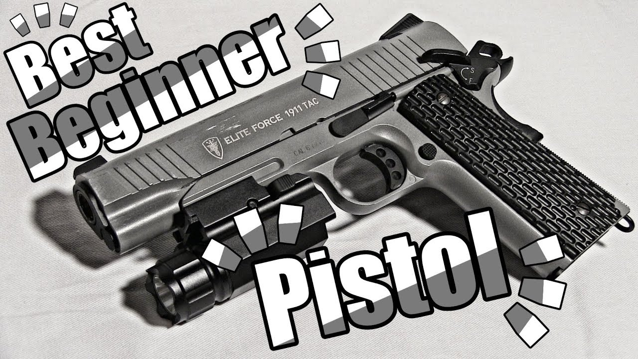 best beginner airsoft pistol! [complete guide to purchasing your[complete guide to purchasing your first airsoft pistol]