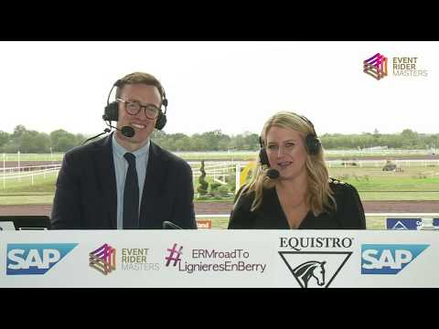 LIVE REPLAY 🔴 Cross Country Lignières Event Rider Masters 2019