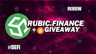 Rubic.Finance MultiChain P2P D…