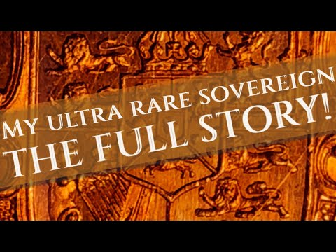 Could you buy a high end rare sovereign? Should you? Here is my full story.