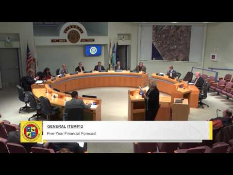 Oceanside City Council Meeting - January 18, 2017 PART 1