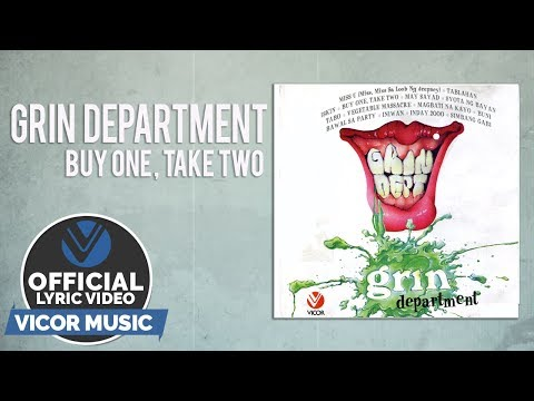 Grin Department - Buy One, Take Two [Official Lyric Video]