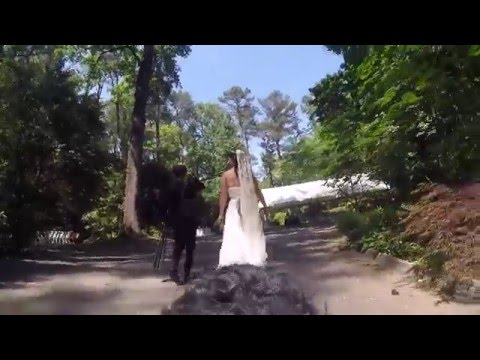 A Woodlands Wedding, through the eyes of our dog (GoPro)
