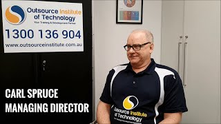 Leading by example - The Story of our Director Carl Spruce
