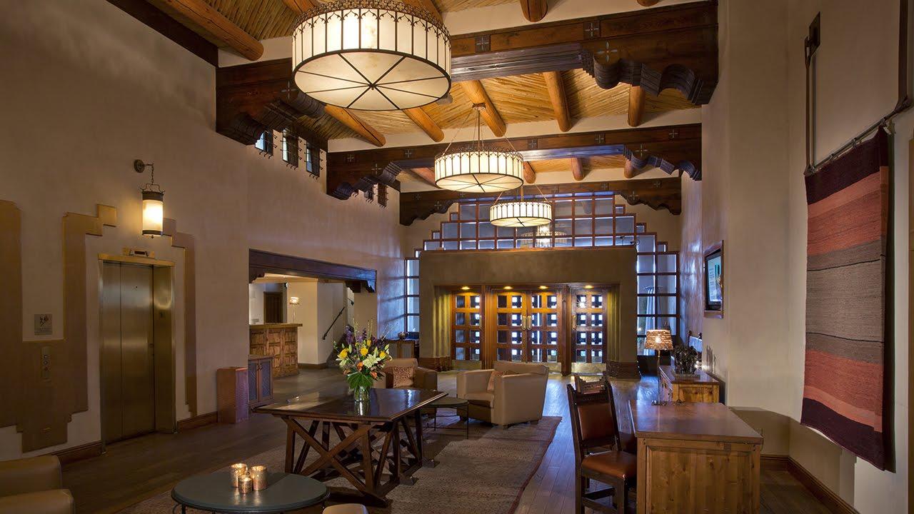 Eldorado Hotel Spa Santa Fe New Mexico Intro