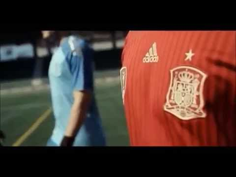 Spain National Football Team (La Roja) - Dark Horse