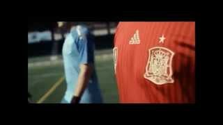 Spain National Football Team (La Roja) - Dark Horse